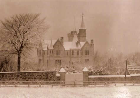 Sir John Leng and Kinbrae House