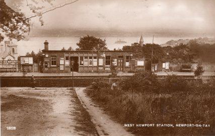 West Newport Station