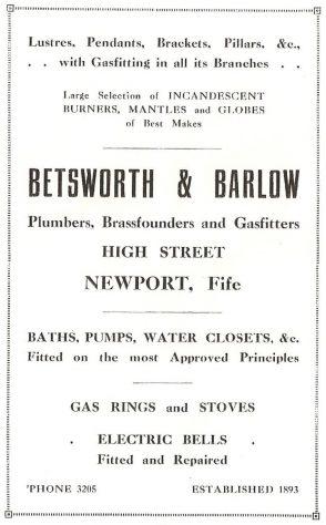 Betsworth and Barlow plumbers