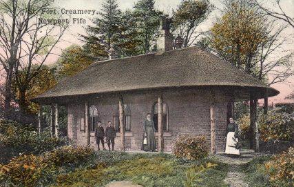 St Fort Creamery