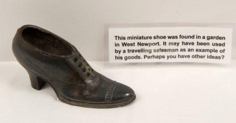 Miniature Shoe