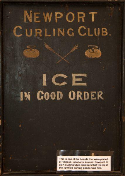 Curling Club Board