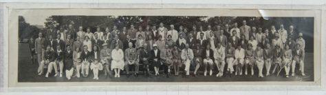 Wormit Lawn Tennis Club Members c1929