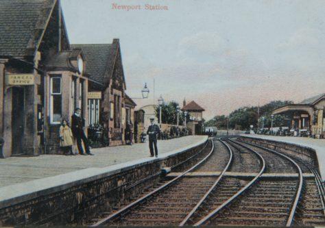 The Newport Railway 2: East Newport Station