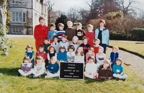 Tayfield Nursery 1984