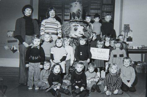 Tayfield Nursery early 1970s