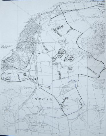 Map: Tayfield Estate 2011