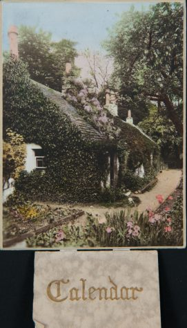 Calendar of Dens Cottages