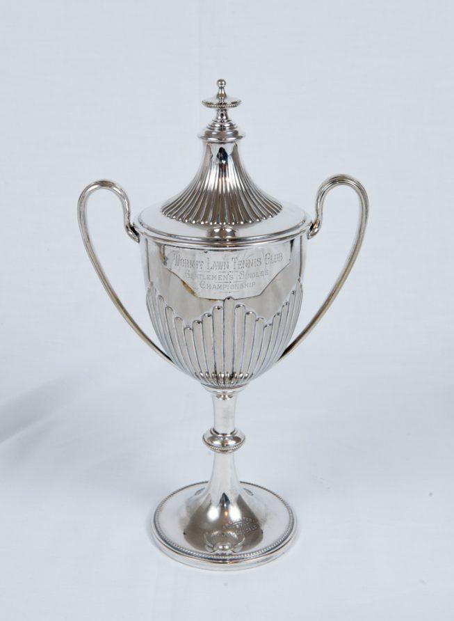 Wormit Lawn Tennis Club Gentlemen's Singles Cup
