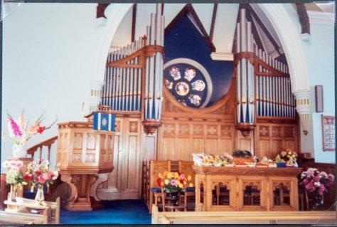 Analysis of Trinity Church 1995
