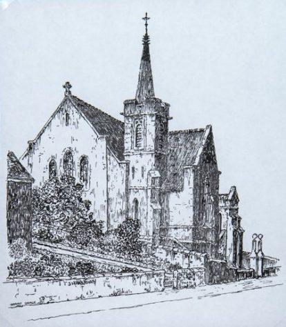Wormit Church