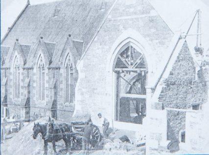 Extension work 1902