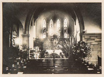 St Thomas' Church interior