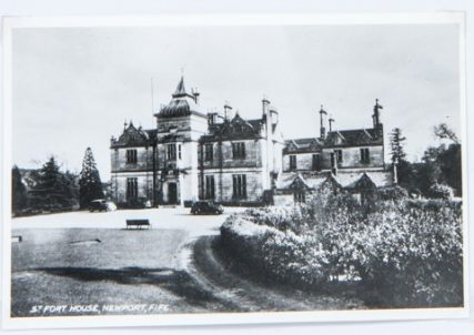 St Fort Hotel 1940s