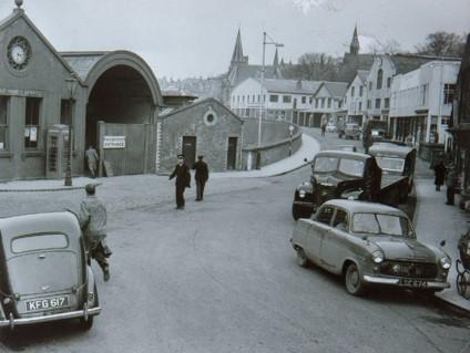Boat Road 1950s