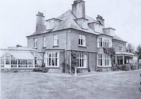 Kinbrae House and Sir John Leng