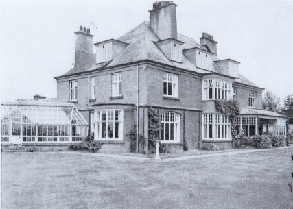 Waterstone House, later the Leng Home