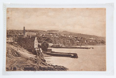 Granary, Gasworks and Piers