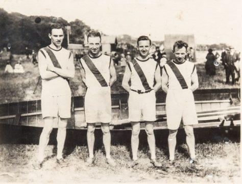 Wormit Boating Club Championship Winners 1925