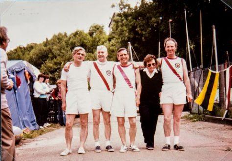 Wormit Boating Club Gala Day 1981