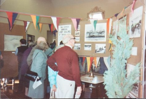 Blyth Hall Old Newport Exhibitions