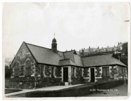 Wormit West Church 1934 | D C Thomson