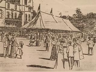 Kinbrae Fete 1901