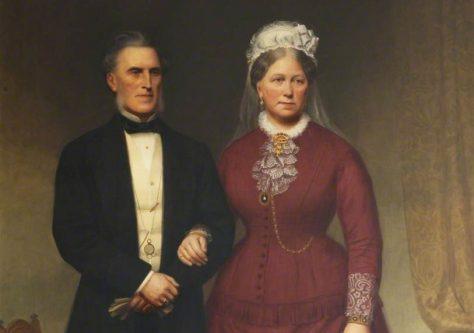 Mrs Isabella Blyth Martin