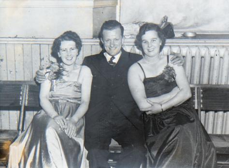 Night Out Blyth Hall 1950s