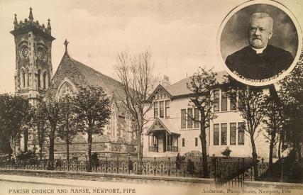 St Thomas' Church and Rev Thomas Fraser