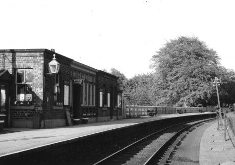 The Newport Railway 3: West Newport Station