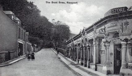 Boat Brae c. 1910