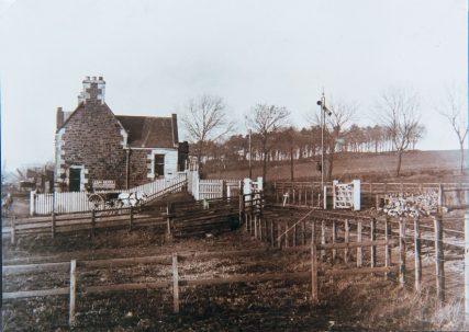 East Newport Station c. 1880