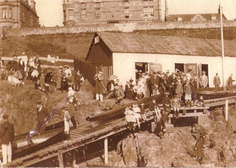 Newport Boating Club Shed and Slipway