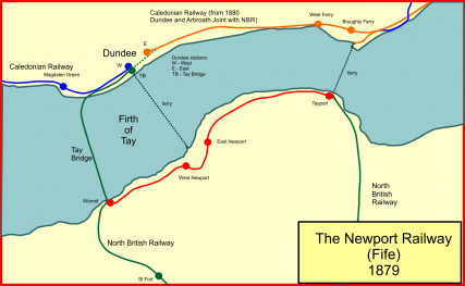 The Newport Railway