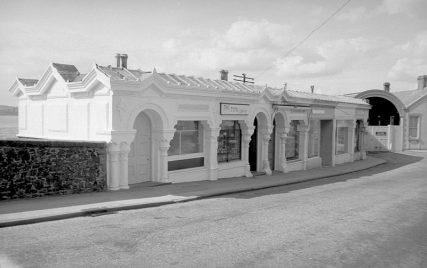Pier Shops c. 1960