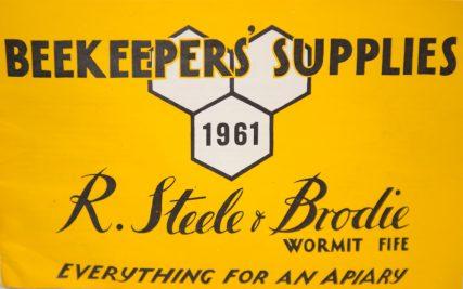 Steele and Brodie beekeepers' supplies catalogue 1961 | Ruby Leslie