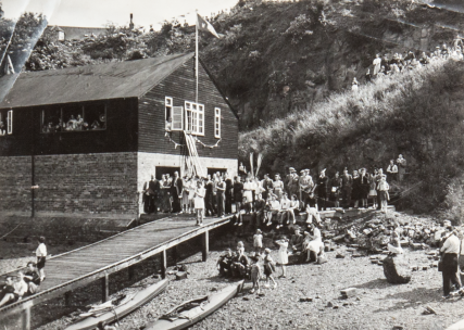 Wormit Boating Club Clubhouse