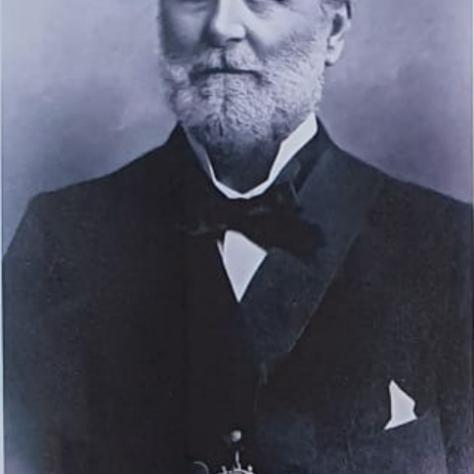 Alexander Scott 1887 - 1896