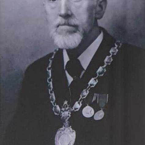 George Scrymgeour 1934 - 1937