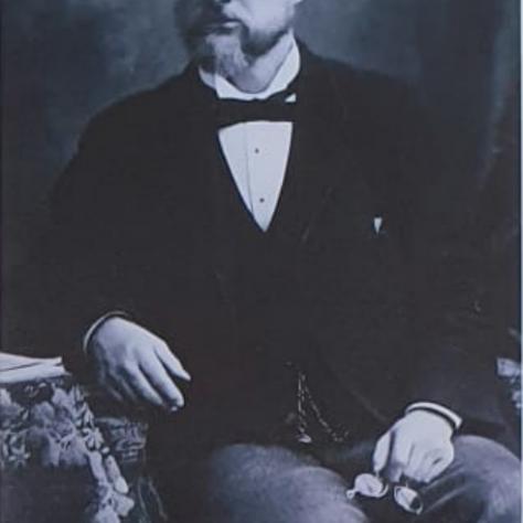 Andrew Leitch 1896 - 1899