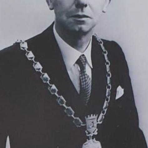 Thomas J Wishart 1956 - 1960