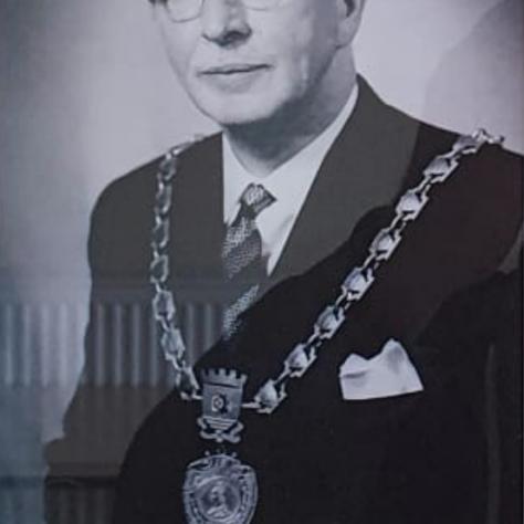 Alexander D Forrest 1960 - 1963