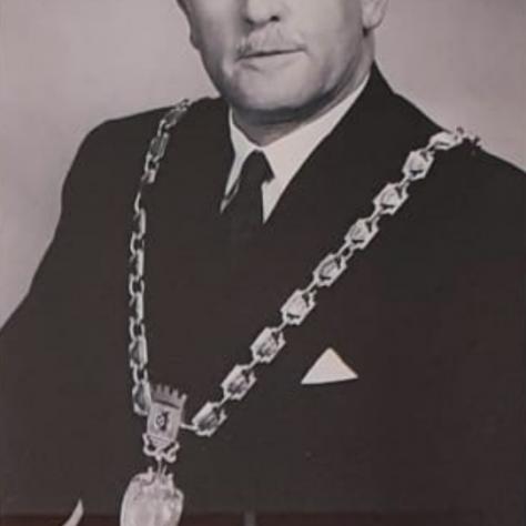 J G Soutar 1968 - 1971