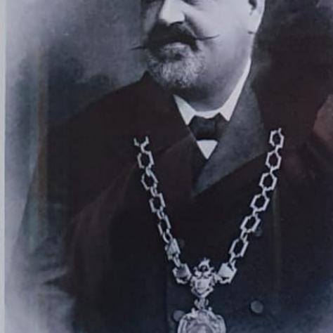 Alexander Thomson 1899 - 1902