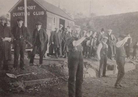 Newport Quoiting Club