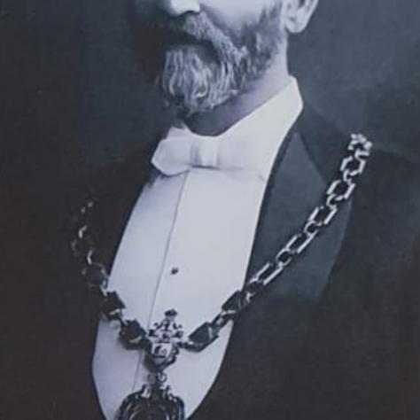 William Robertson 1908 - 1911
