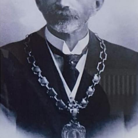 Simon Forrest 1914 - 1919