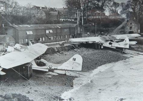 World War II: Norwegians at Woodhaven