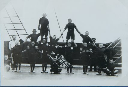 Gym Display Practice on Board